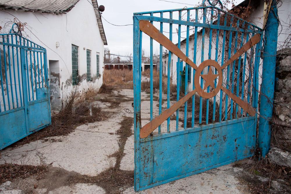 Приднестровье, Рыбница - прогулка по территории сахспиркомбината (18)