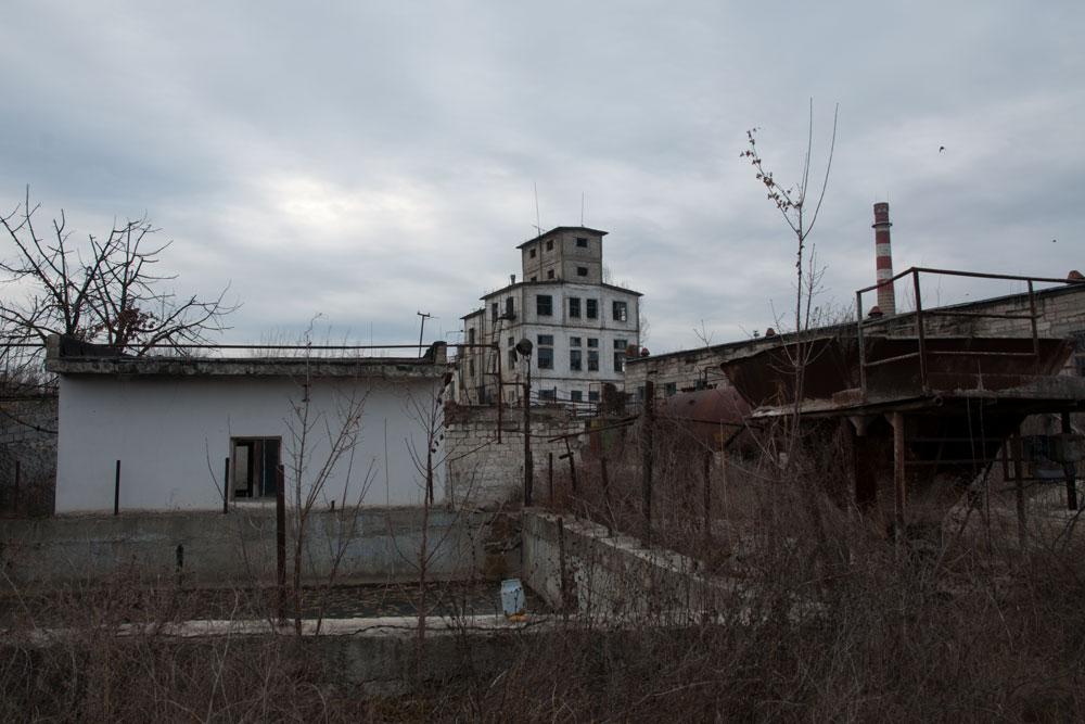 Приднестровье, Рыбница - прогулка по территории сахспиркомбината (17)