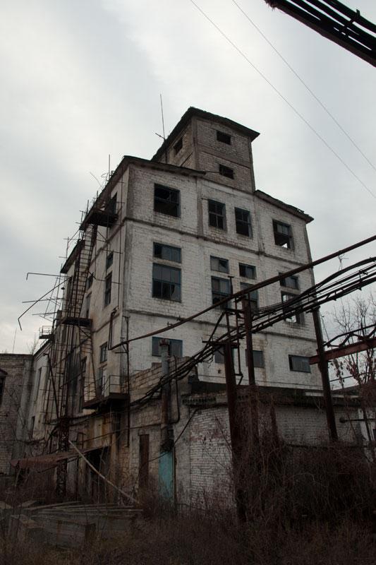 Приднестровье, Рыбница - прогулка по территории сахспиркомбината (15)