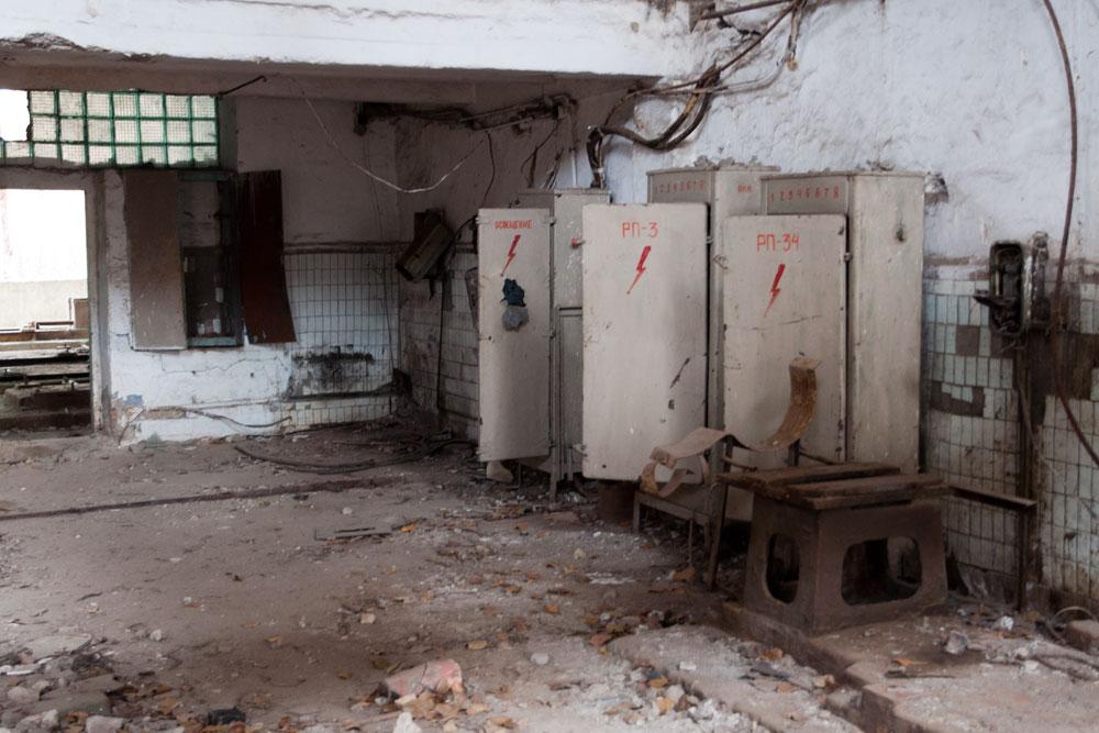Приднестровье, Рыбница - прогулка по территории сахспиркомбината (11)