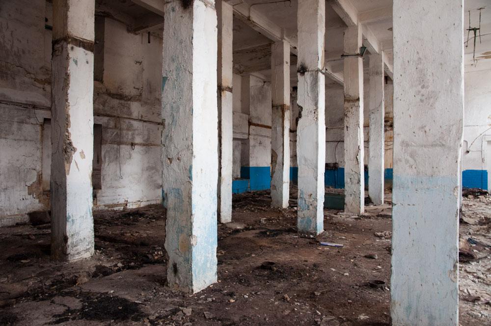 Приднестровье, Рыбница - прогулка по территории сахспиркомбината (9)