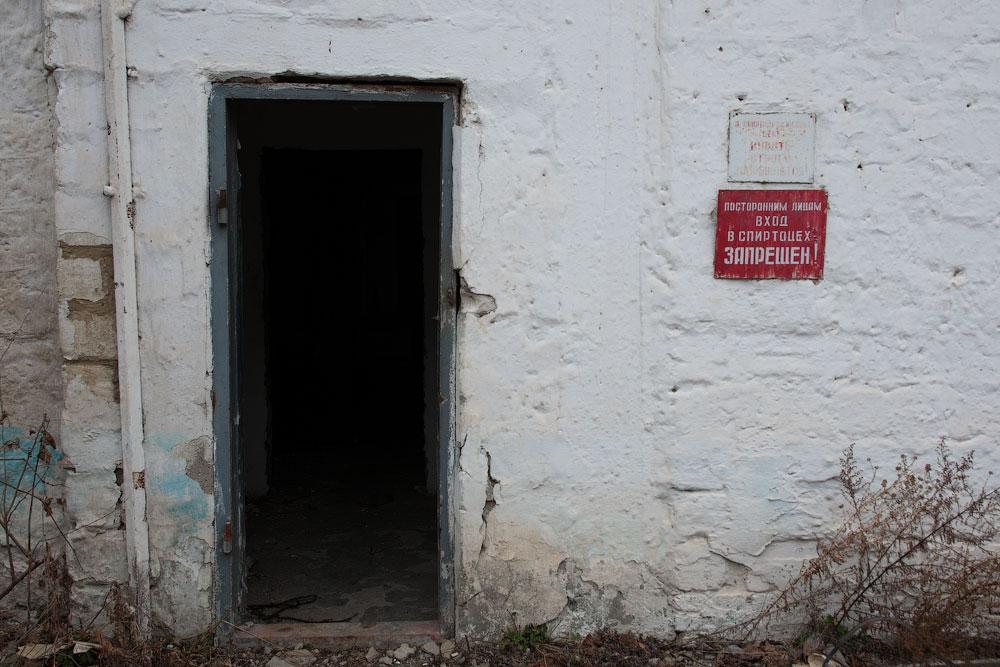 Приднестровье, Рыбница - прогулка по территории сахспиркомбината (8)