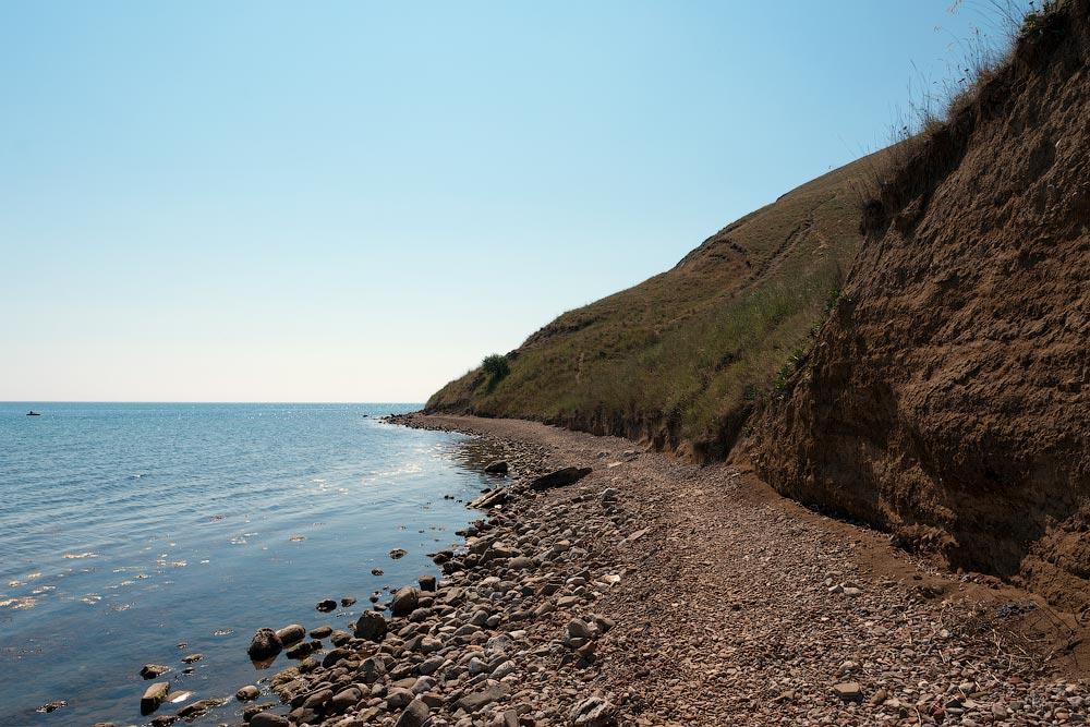 Крым, поселок Орджоникидзе (Феодосия), пляжи - лето 2011 года (3)