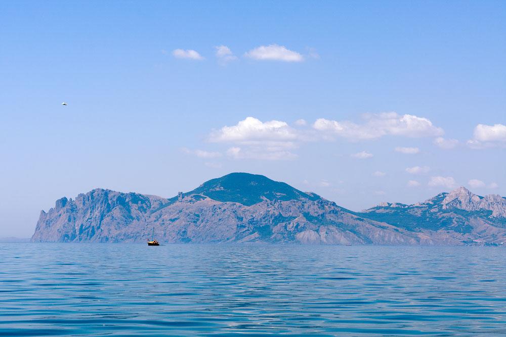 Крым, поселок Орджоникидзе (Феодосия), пляжи - лето 2011 года (35)