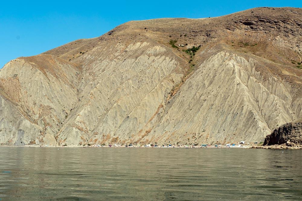 Крым, поселок Орджоникидзе (Феодосия), пляжи - лето 2011 года (38)