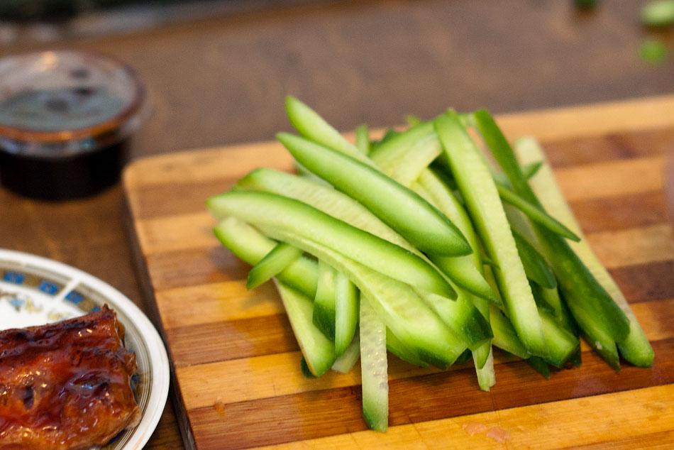Японская кухня - готовим суши, делаем роллы (4)