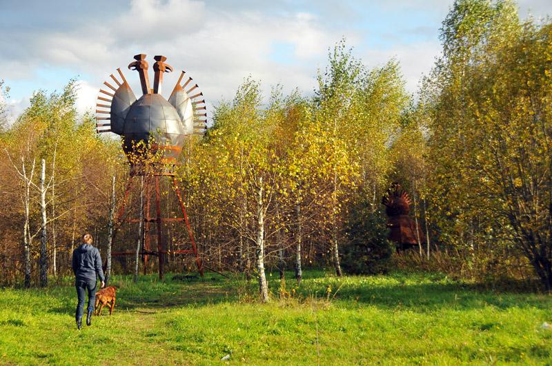 Национальный парк Угра в Калужской области (8)