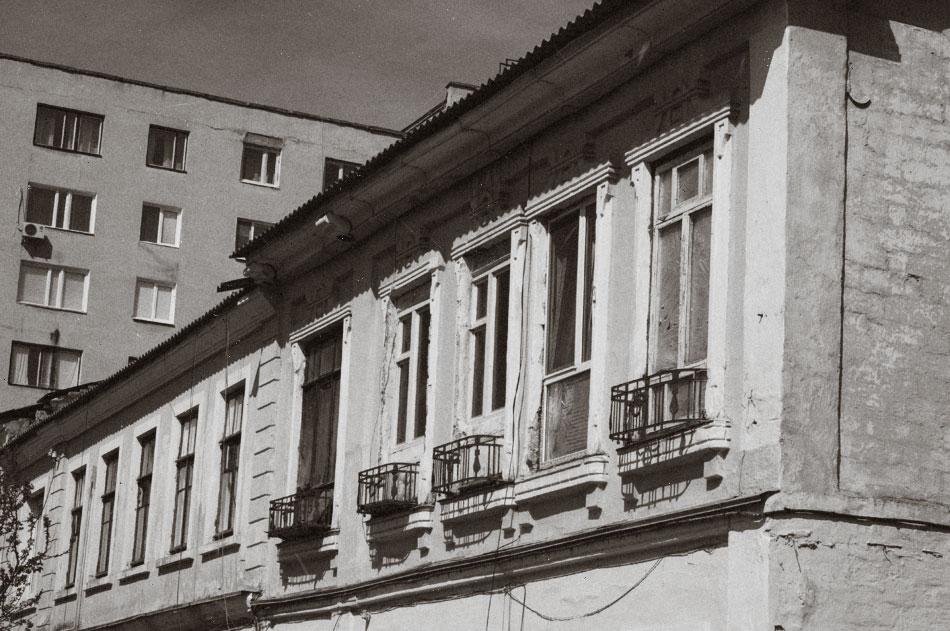 Прогулка по старому Тирасполю (3)