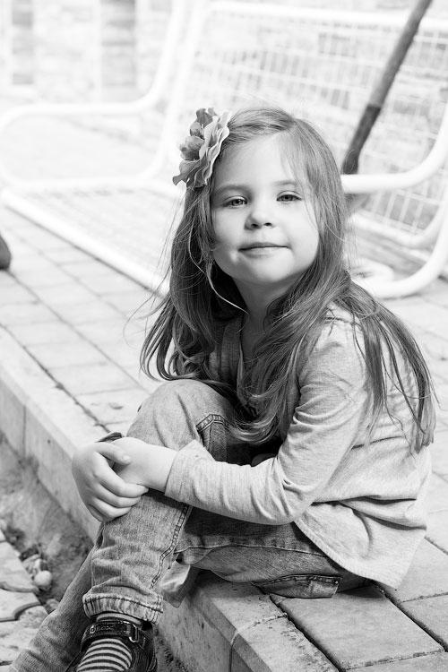 Ленка - дедушкина внучка (3)