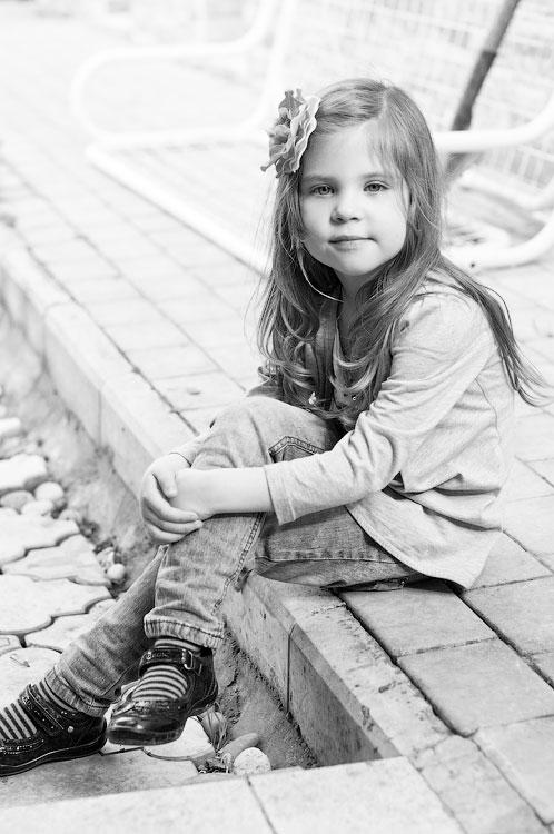Ленка - дедушкина внучка (4)