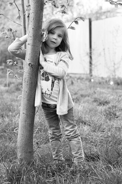 Ленка - дедушкина внучка (8)