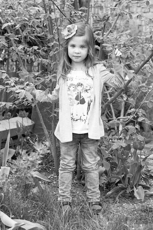 Ленка - дедушкина внучка (10)