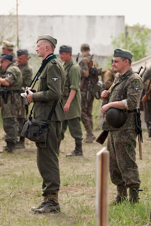 Битва за Берлин - реконструкция одного из сражений Великой Отечественной,  (15)