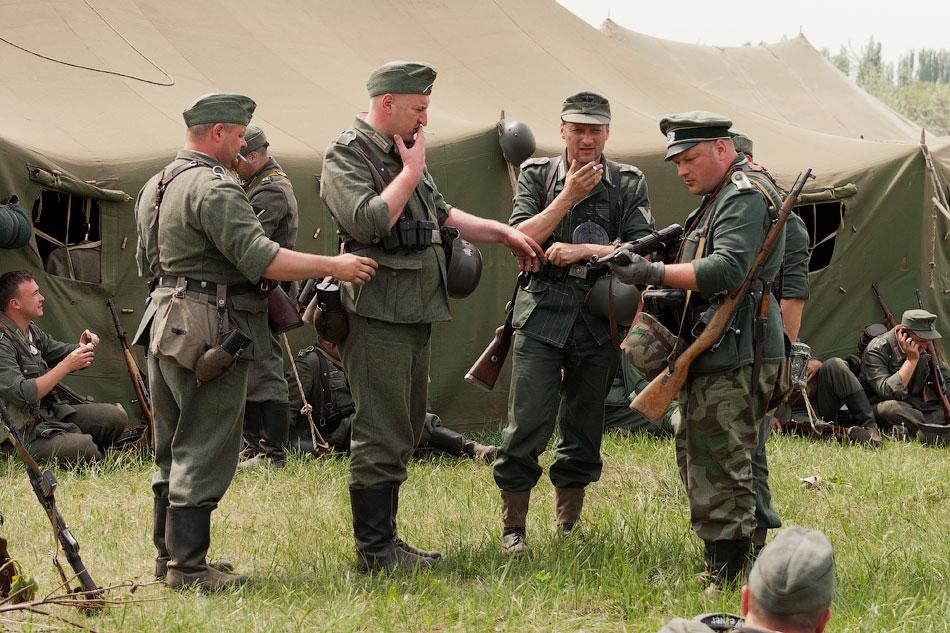 Битва за Берлин - реконструкция одного из сражений Великой Отечественной,  (24)