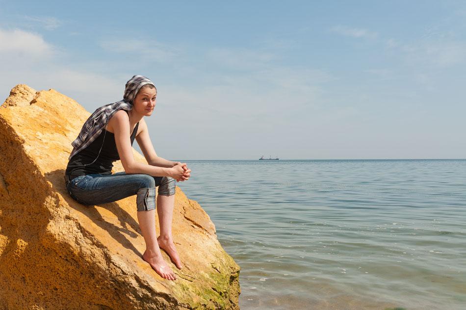 Море - Одесская область, 6 мая 2012 года