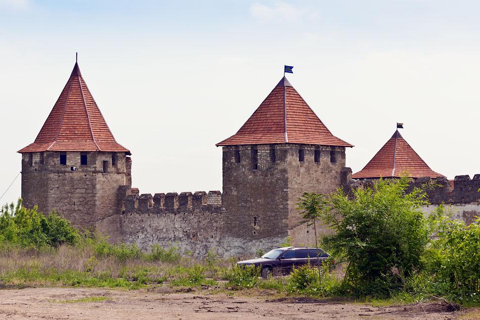 Экскурсия по Бендерской крепости - 9 мая 2012 года (1)