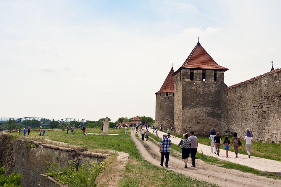 Экскурсия по Бендерской крепости - 9 мая 2012 года (5)