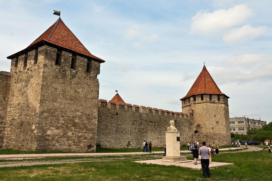 Экскурсия по Бендерской крепости - 9 мая 2012 года (7)