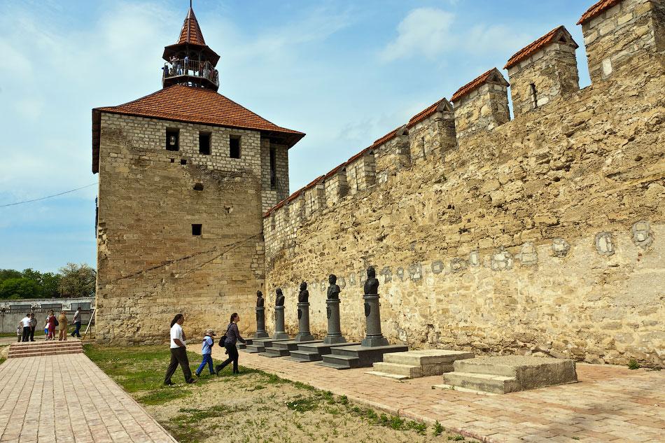 Экскурсия по Бендерской крепости - 9 мая 2012 года (9)