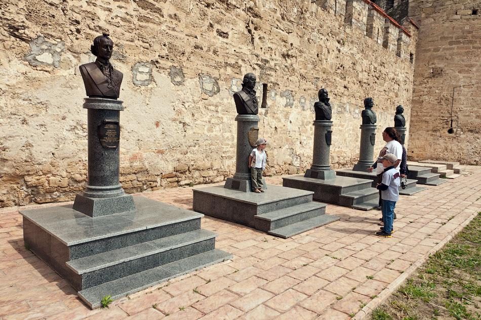 Экскурсия по Бендерской крепости - 9 мая 2012 года (10)