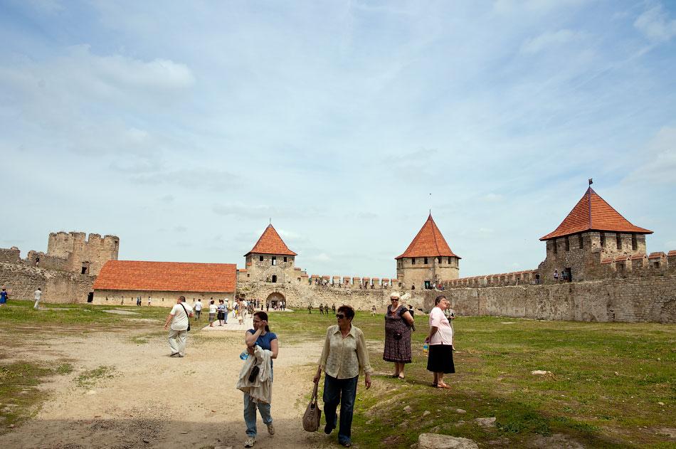 Экскурсия по Бендерской крепости - 9 мая 2012 года (12)