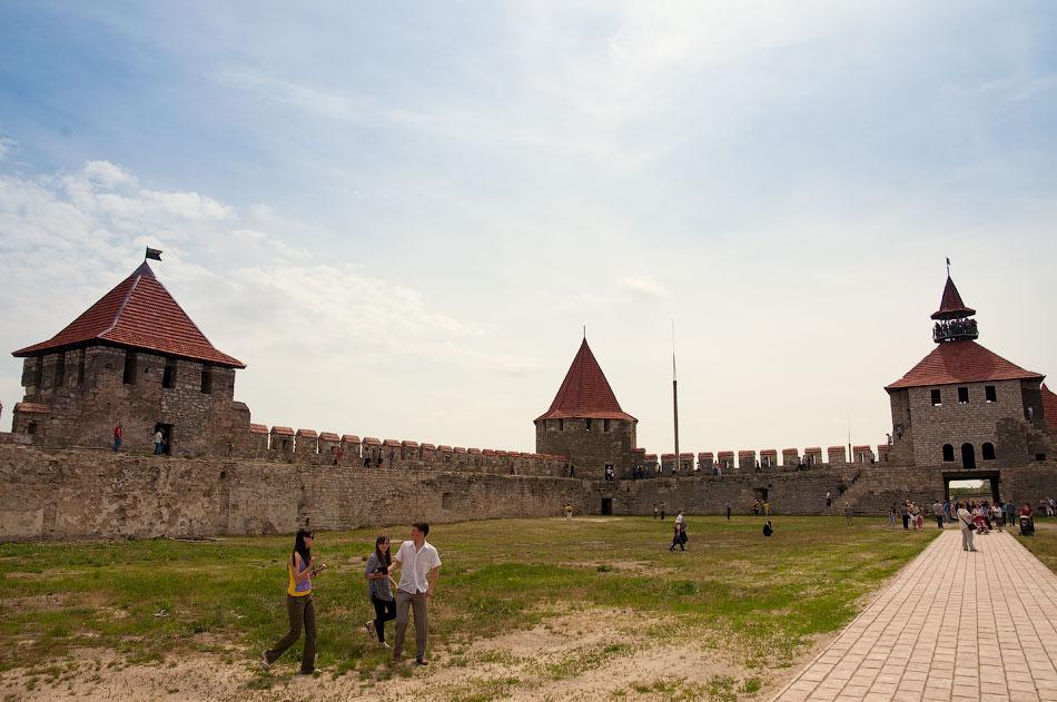 Экскурсия по Бендерской крепости - 9 мая 2012 года (13)