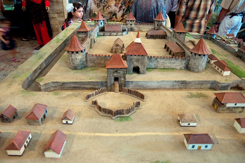 Экскурсия по Бендерской крепости - 9 мая 2012 года (14)