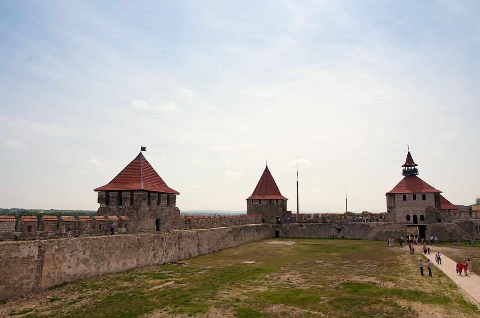 Экскурсия по Бендерской крепости - 9 мая 2012 года (15)