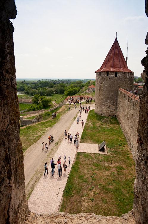 Экскурсия по Бендерской крепости - 9 мая 2012 года (16)