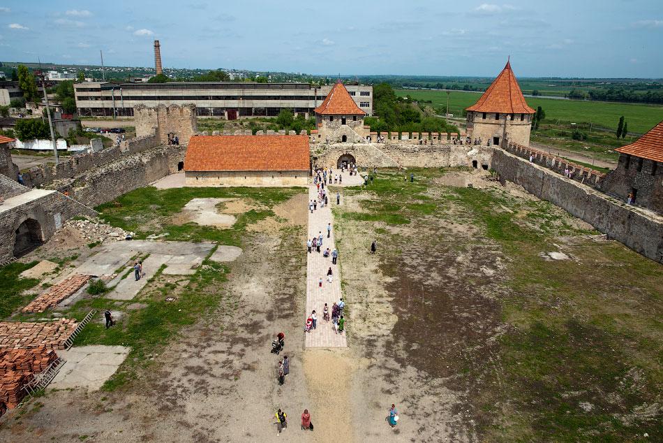 Экскурсия по Бендерской крепости - 9 мая 2012 года (18)
