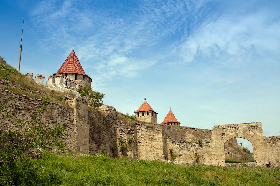 Экскурсия по Бендерской крепости - 9 мая 2012 года (19)