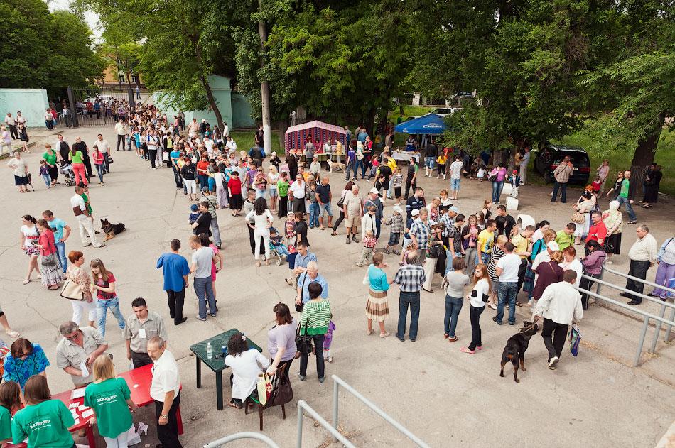 Международная выставка собак в Тирасполе, 27 мая 2012 года (2)