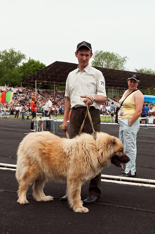 Международная выставка собак в Тирасполе, 27 мая 2012 года (7)