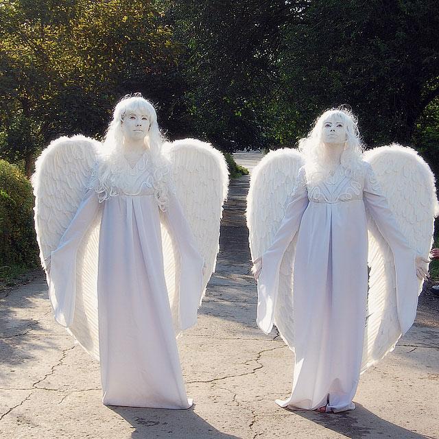 """Ангелы и праздничное агентство """"Лукоморье"""", Тирасполь"""