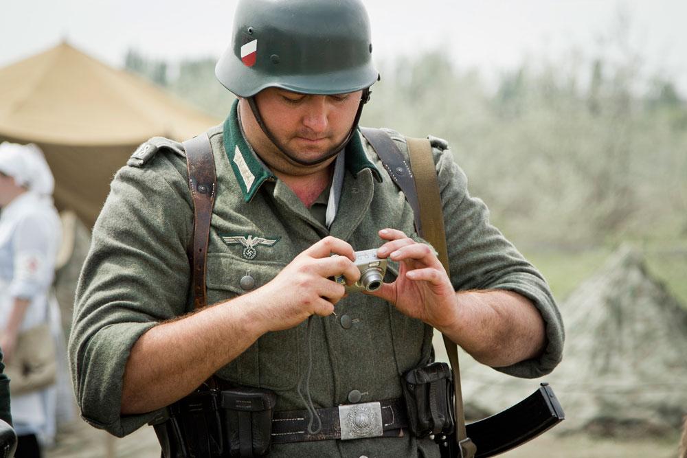 Битва за Берлин - реконструкция одного из сражений Великой Отечественной (58)
