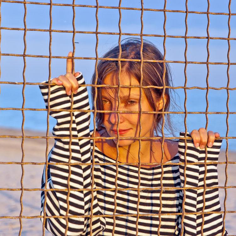Полина на море (6)