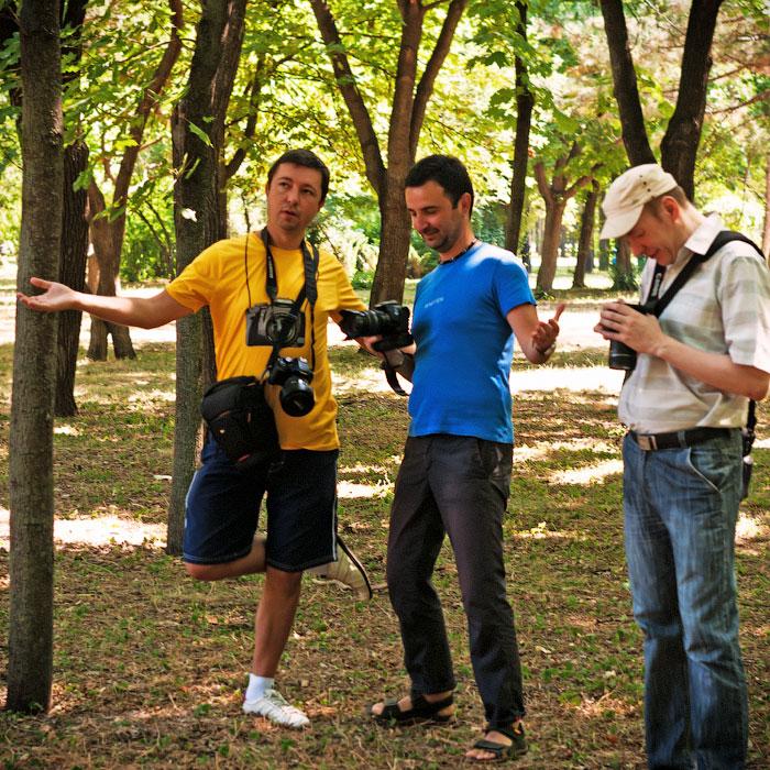 Йоги в городе! Фотопрогулка по Тирасполю - 1 июля 2012 года. (14)