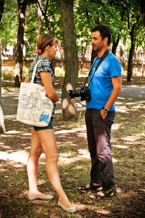 Йоги в городе! Фотопрогулка по Тирасполю - 1 июля 2012 года. (15)