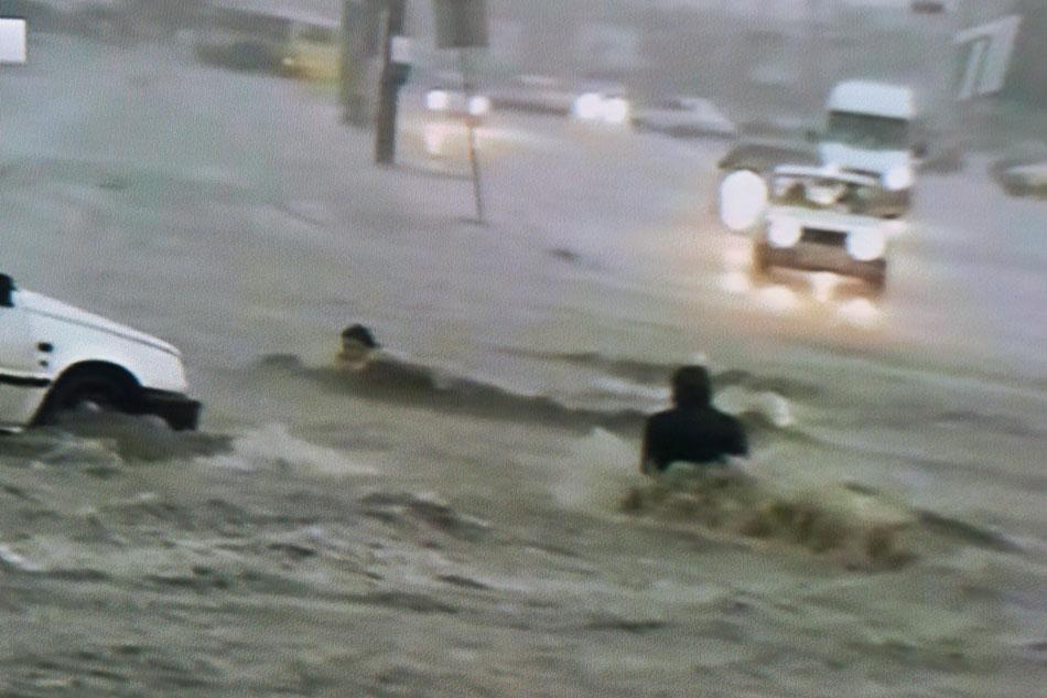 В Одессе - наводнение (2)