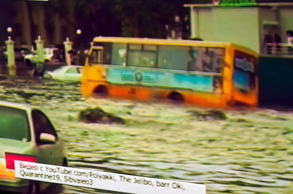 В Одессе - наводнение (1)