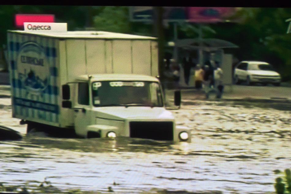 В Одессе - наводнение (3)
