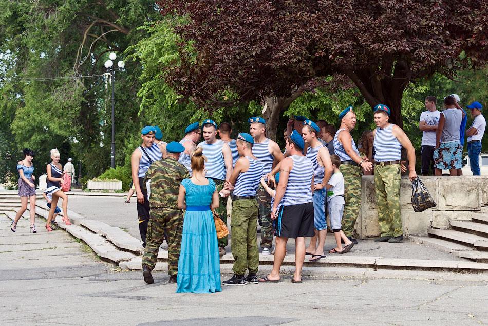день рождения российских Воздушно-десантных войск (1)