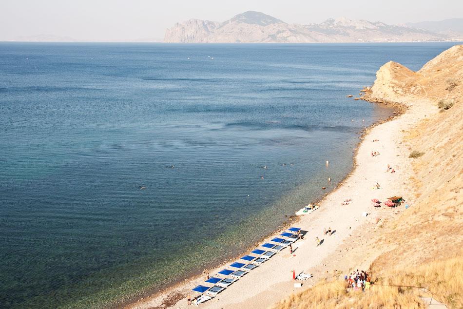 Море, Крым, Орджоникидзе - лето 2012 (4)