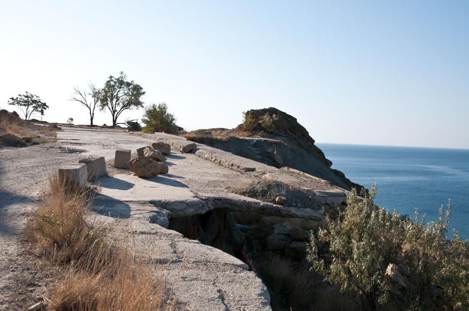 Море, Крым, Орджоникидзе - лето 2012 (8)