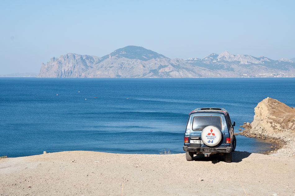 Море, Крым, Орджоникидзе - лето 2012 (9)