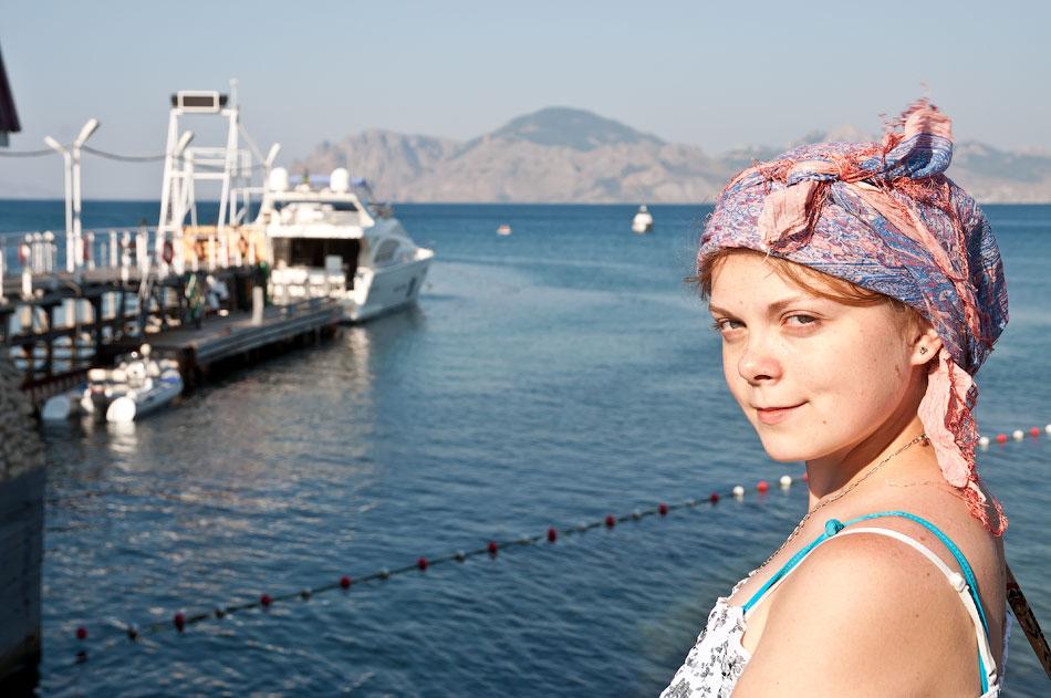 Море, Крым, Орджоникидзе - лето 2012 (12)