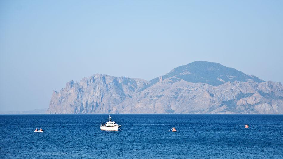 Море, Крым, Орджоникидзе - лето 2012 (13)