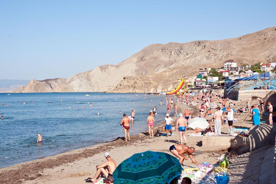 Море, Крым, Орджоникидзе - лето 2012 (17)