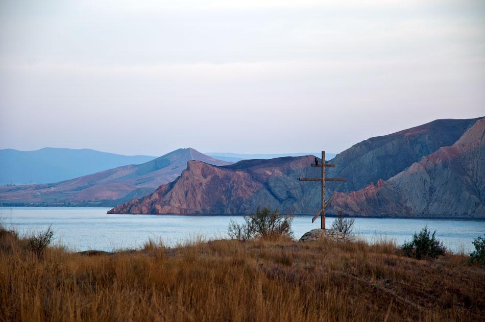 Крым, Орджо - утреннее восхождение на Васюковку (2)