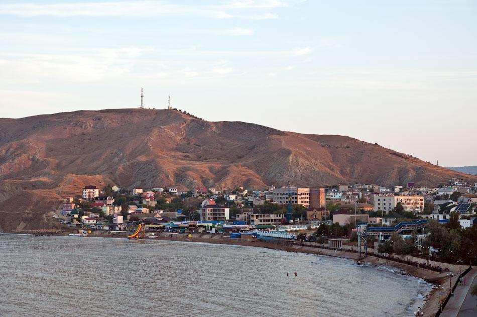 Крым, Орджо - утреннее восхождение на Васюковку (4)
